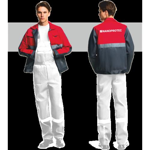 Куртка рабочая NANOPROTEC