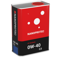 NANOPROTEC 0W-40 C3 HC-Synthetic
