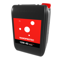NANOPROTEC  10W-40 Diesel  Semi-Synthetic