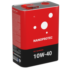 Масло моторное NANOPROTEC 10W-40 HC-Synthetic