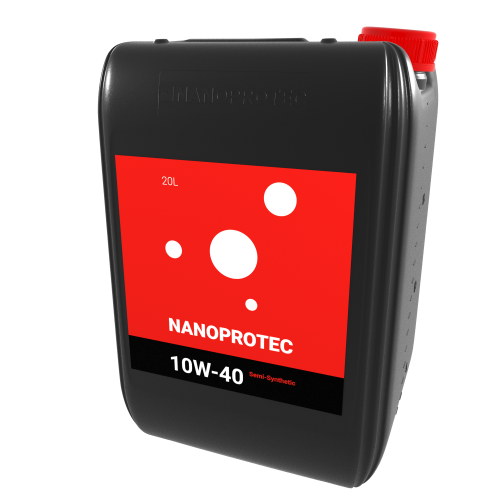 NANOPROTEC  10W-40  Semi-Synthetic