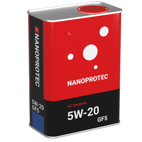 NANOPROTEC 5W-20 GF5 HC-Synthetic