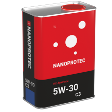 NANOPROTEC  5W-30 С3  HC-Synthetic