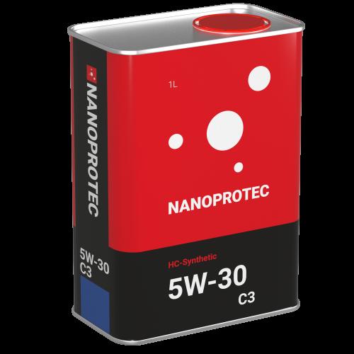 NANOPROTEC  5W-30 С3  HC-Synthetic