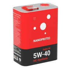 NANOPROTEC  5W-40  HC-Synthetic