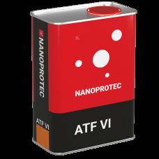 Трансмиссионное масло NANOPROTEC ATF VI