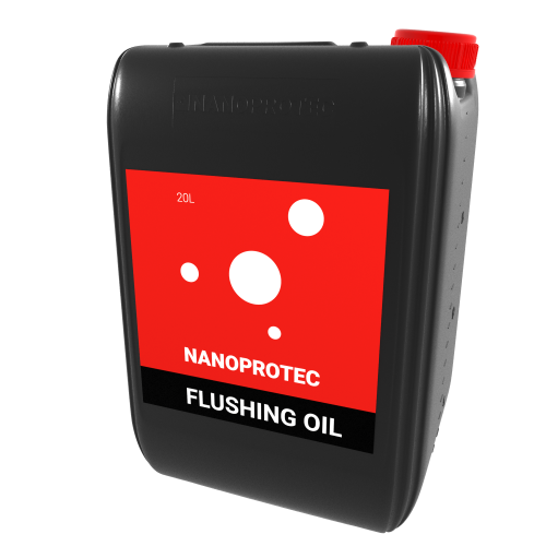 NANOPROTEC FLUSHING OIL
