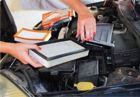 Частота замены воздушного фильтра автомобиля