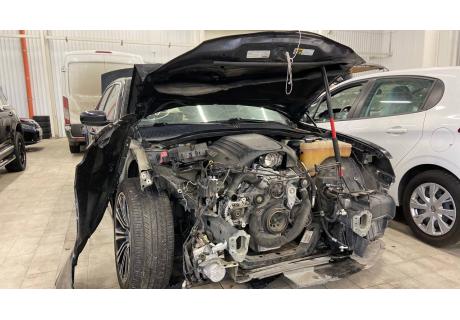 Виды и технологии кузовного ремонта